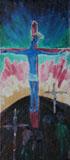 Christ en croix Hildegard Michaelis
